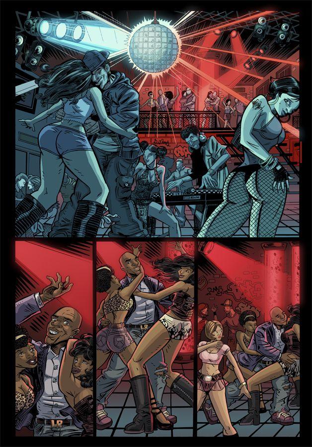 1000ways-to-die Caulkblocked 02 by Eddy-Swan-Colors.deviantart.com on @DeviantArt