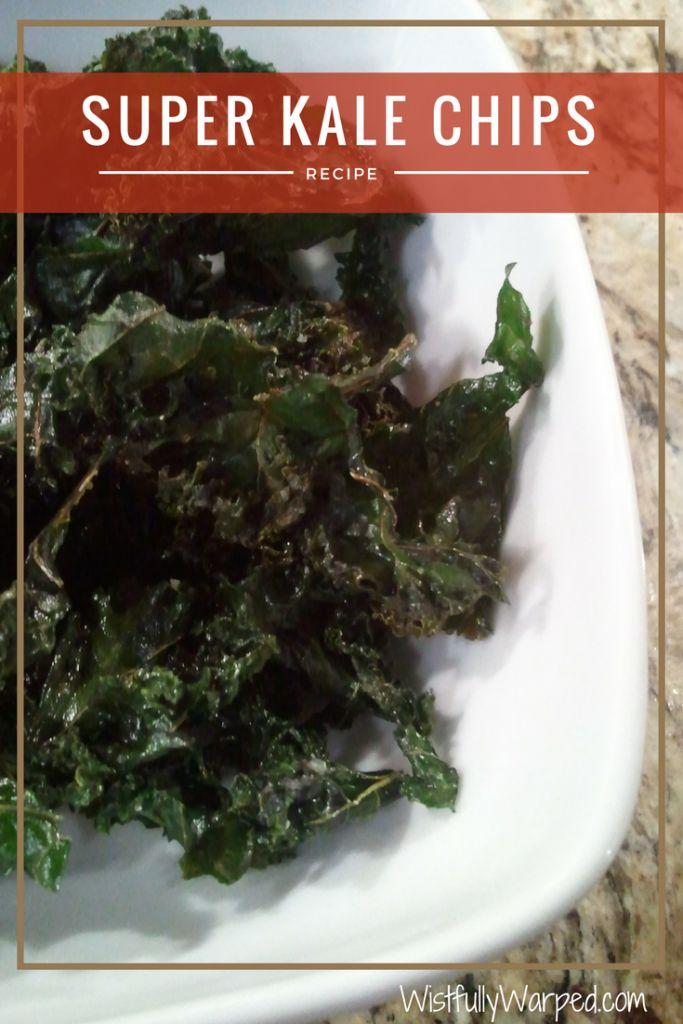 Parmesan Kale Chips | How to Make Kale Chips | Kale Chips