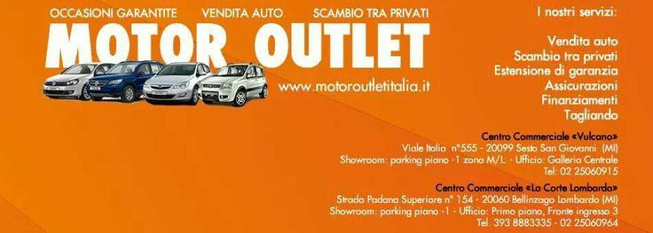 Motor Outlet Italia scambio garantito tra privati e Outlet delle auto e moto