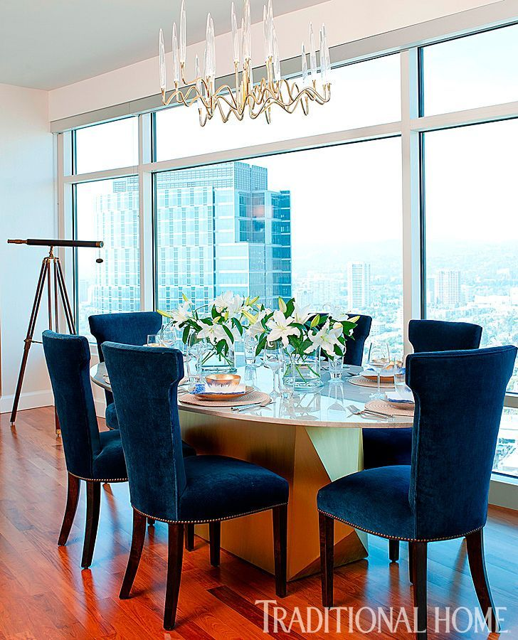 Los Angeles Home Decor: Heiress Dorothy Wang's Los Angeles Apartment