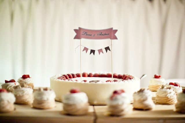 tren di nozze: real wedding