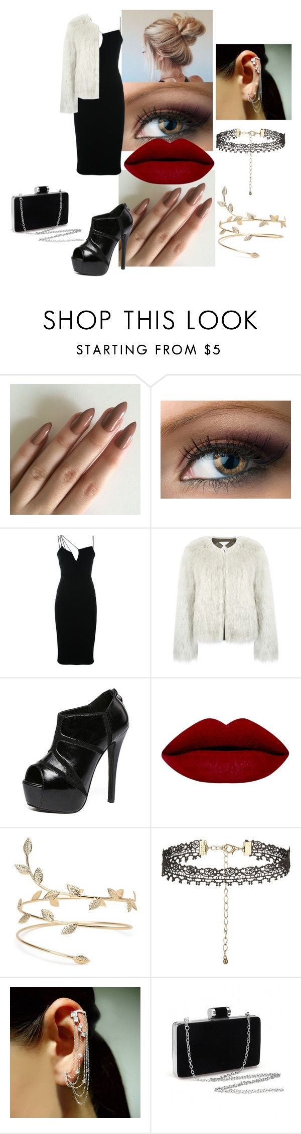 """Jessie Empire season 2 outfith 40"" by elliepetkova ❤ liked on Polyvore featuring Victoria Beckham, Surreal But Nice, WithChic, New Look and Mike Saatji"
