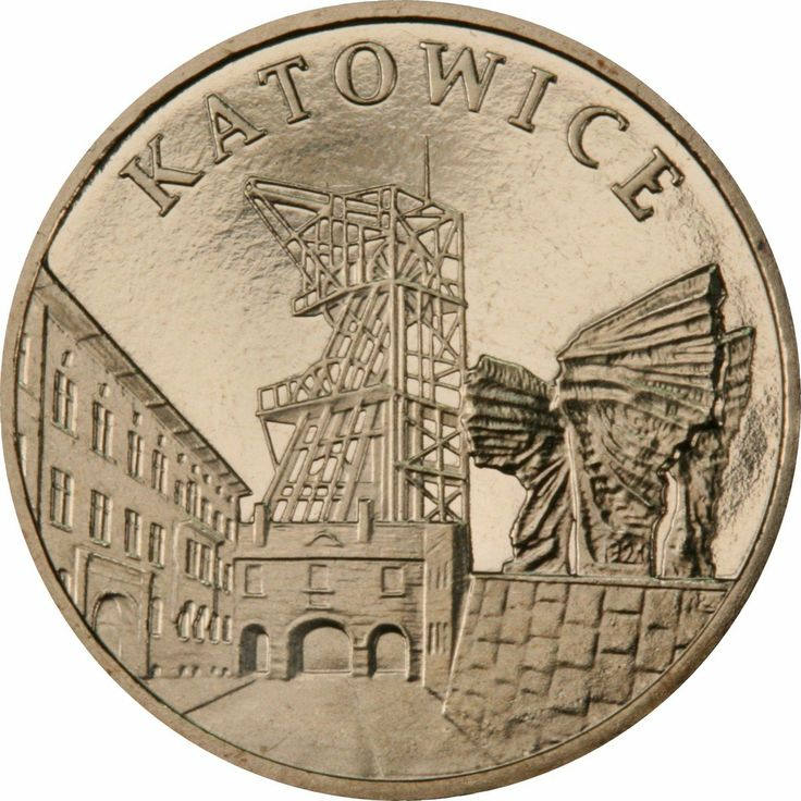 Miasta w Polsce – Katowice kapsel