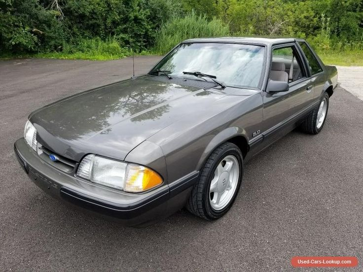1990 Ford Mustang LX #ford #mustang #forsale #unitedstates