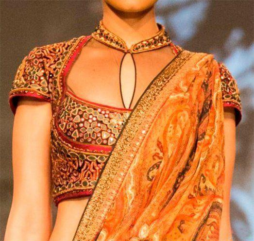 Best 25 Wedding Saree Blouse Ideas On Pinterest