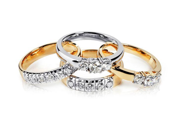 Diamo | Diamond rings | Timanttisormukset | Timanttisormus | www.diamo.fi