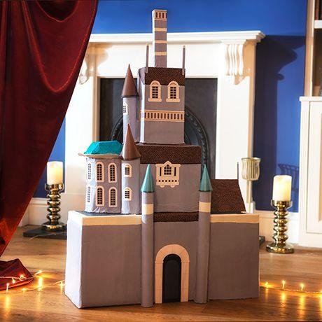 Het kasteel van het Beest