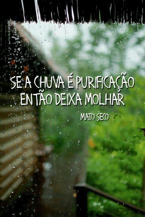 Chuva Tudo De Bom Quotes Rain Rain Drops E Rainy Days