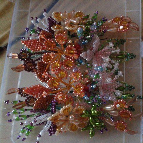 Makramee Blumenel 686 besten tembleques bilder auf swarovski glas und