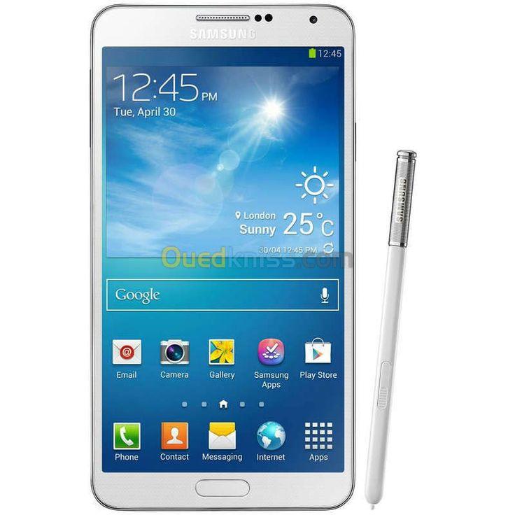 Prix : 17000 DA Fixe | Catégorie : Téléphones Portable | Produit neuf jamais utilisé  | Galaxy Samsung note 3 copie original  | produit neuf sous emballage jamais utilisé  |   |