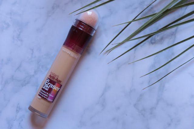Maybelline InstanAnti-age Eraser concealer nu in de Etos  beauty maybelline review