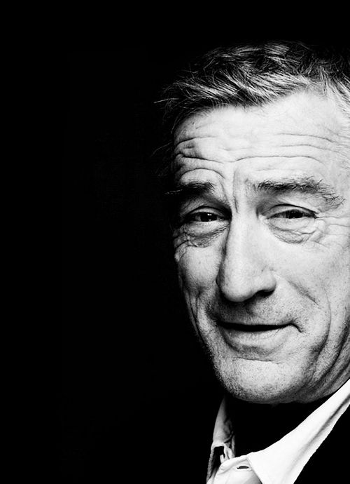 Robert De Niro by Nigel Parry