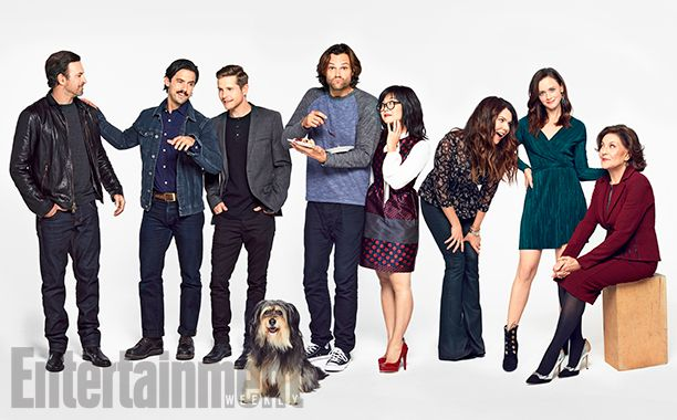 The 'Gilmore Girls' (and Guys) Are Back! Exclusive Photos of the Stars Hollow Crew | The 'Gilmore' Bunch is Back! | EW.com