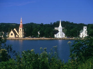 Mahone Bay- Great town to walk around tons of little shops - Joannes is my favorite