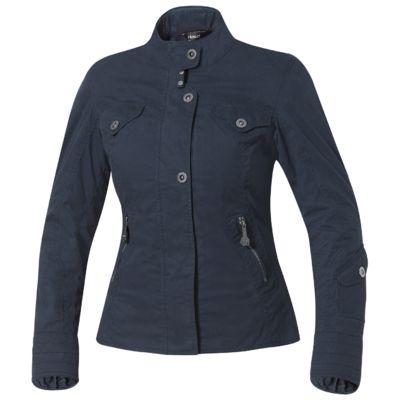 Veste moto loisir Held pour femme en coton cirée. - le coin des femmes/Vêtements textile - la-caverne-du-casque-moto