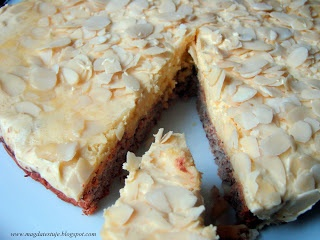 Almond cake without flour - GREAT !!!!