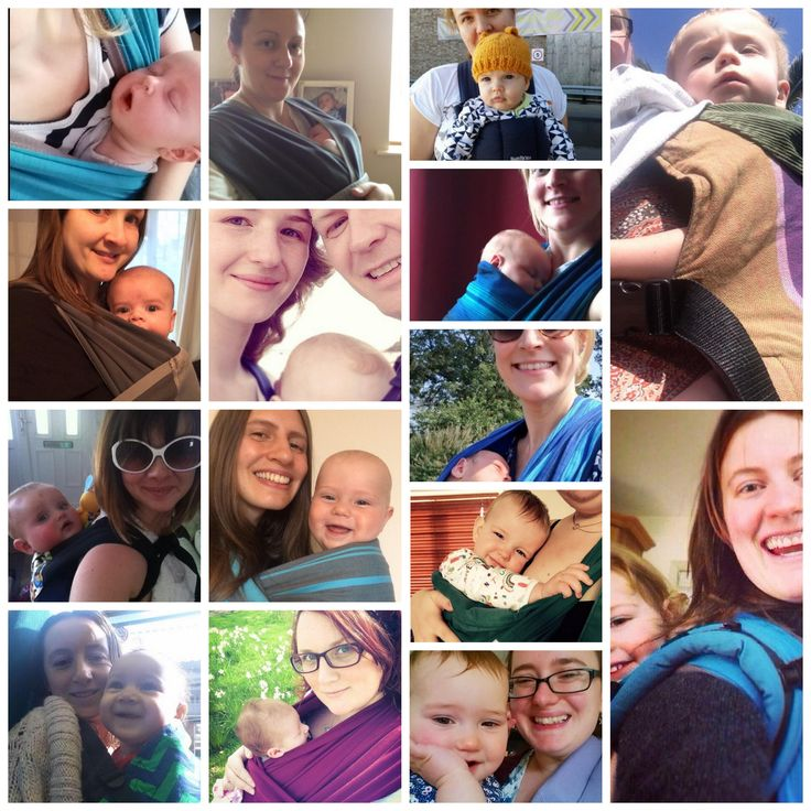 A great response to our #slingselfie competition - head over out out Twitter page to see all the fun @natbabyshower