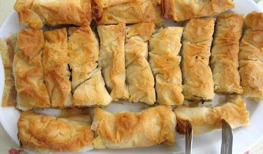 Patatesli Talaş Böreği Tarifi / Marifetlitarifler'den yemek tarifleri