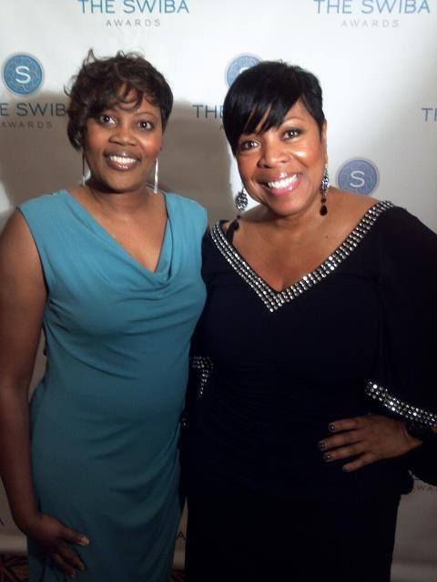 shirley strawberry co host of the steve harvey morning show at the stiletto woman