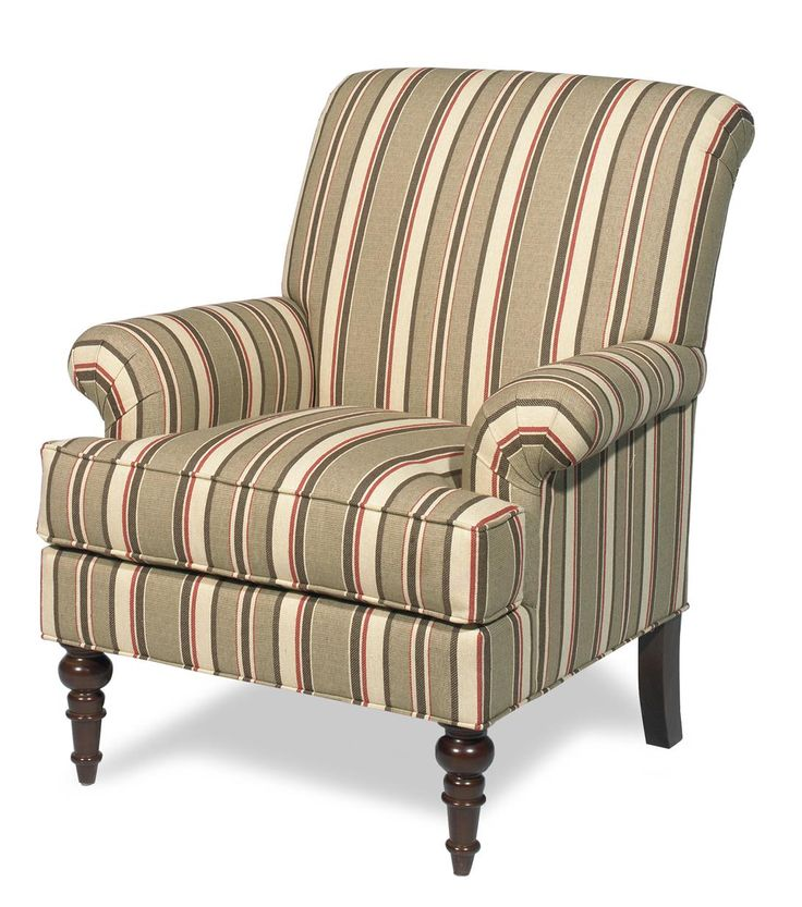 Paula Deen By Universal Paula Deen Home Traditional Chair With English Arms  And Turned Legs