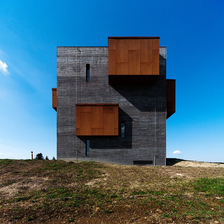 126 Best Corten Steel Architecture Images On Pinterest
