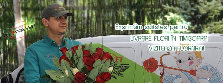Livrare flori Timisoara