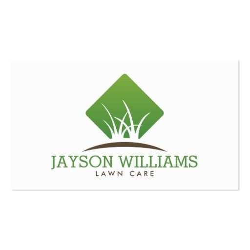 1000 images about landscaping business cards on pinterest for Garden maintenance logo