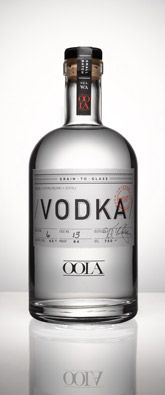 Oola's Rosemary Vodka:  Life is too short to drink conventionally.