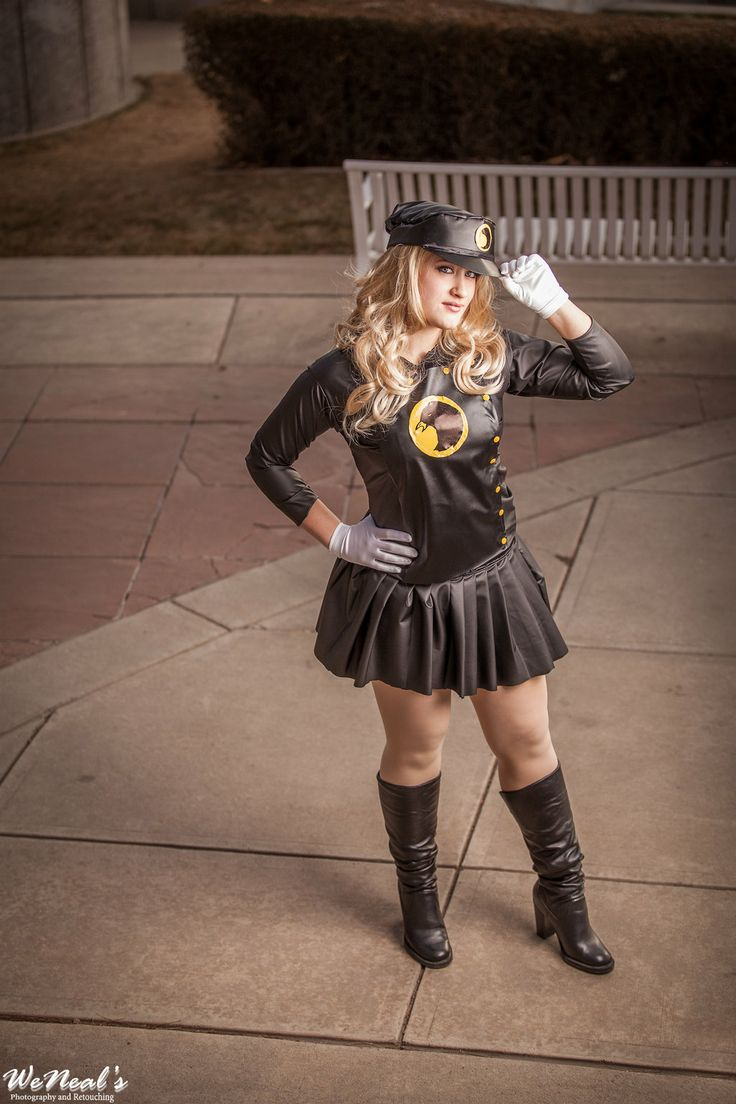 43 Best Lady Blackhawk Cosplay Images On Pinterest