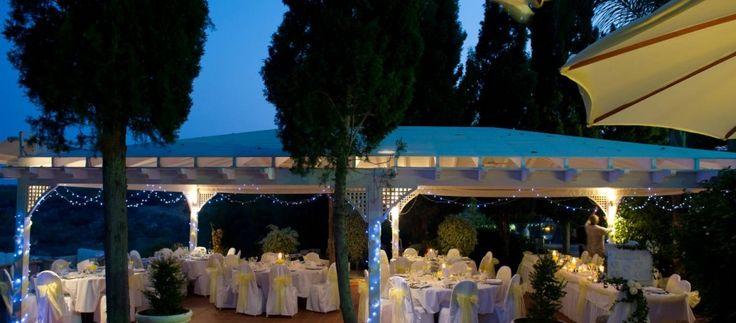 Grecian Park Hotel -Marquee