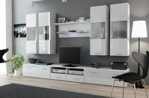 DREAM I CAMA High Gloss Living room furniture set. Polish Cama meble Furniture Store in London, United Kingdom #furniture #polish #cama #highgloss #livingroom