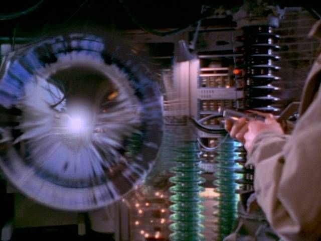 sliders tv show lab in basement - Google Search