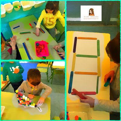 TALLERES MATEMÁTICOS EN 3 AÑOS - Un proyecto de maestra