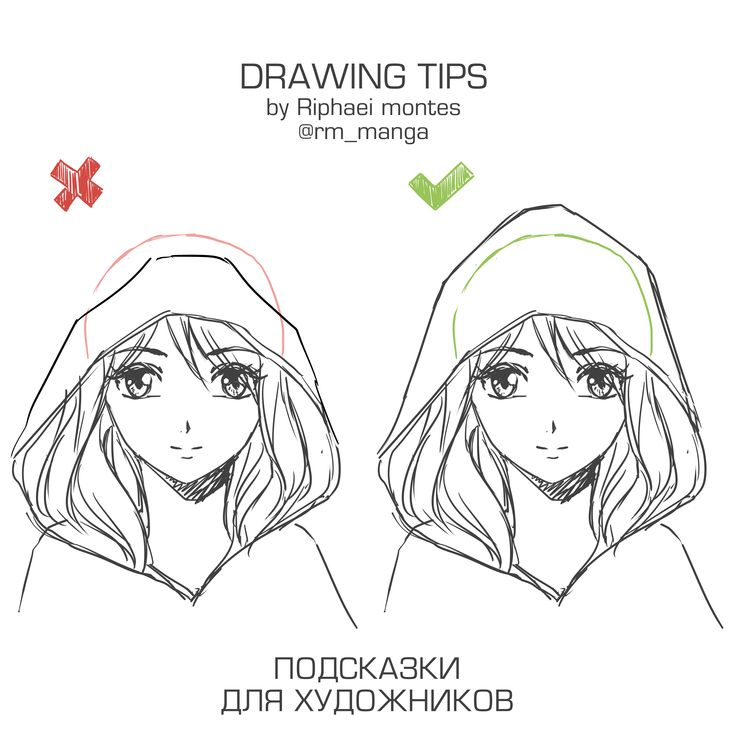 Dont be lazy and draw a contour of head before drawing of