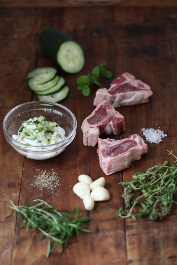 The most amazing lamb loin chop recipe!!