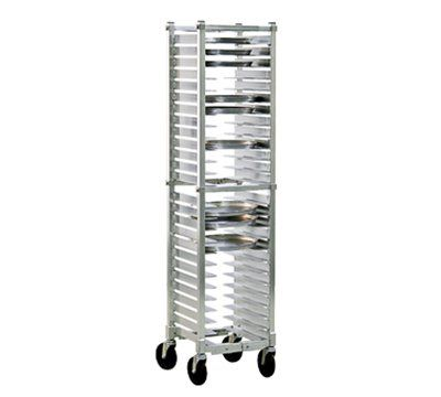 New Age Pizza Pan Rack NS599A *** Awesome product. Click the image : Pizza Pans and Stones