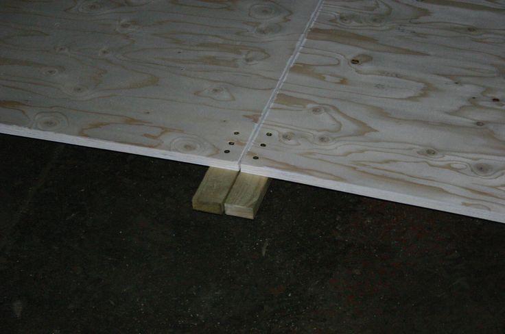 how to make wood floors stop creaking