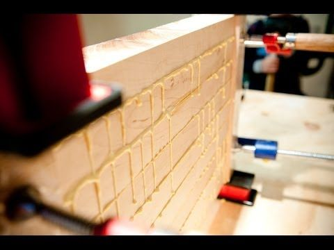"""VIDEO: STEP 9: Learn Fastening, Gluing, & Clamping (""""10 Steps to Getting Started in Traditional Hand Tool Woodworking"""" at WoodAndShop.com)"""