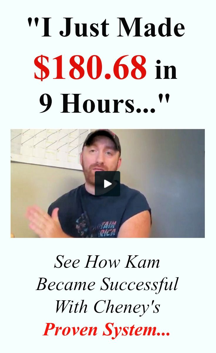 """""""I just made $180.68 in 9 hours...""""  #affiliatemarketing"""