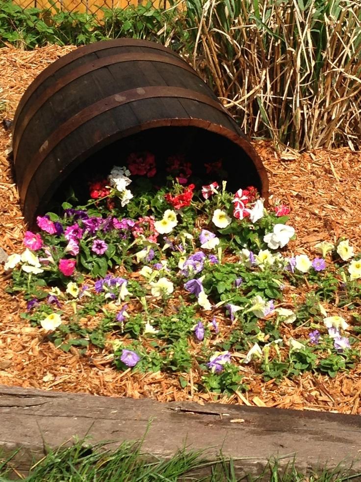 11 best Spilled Flower Pots images on Pinterest Flower pots