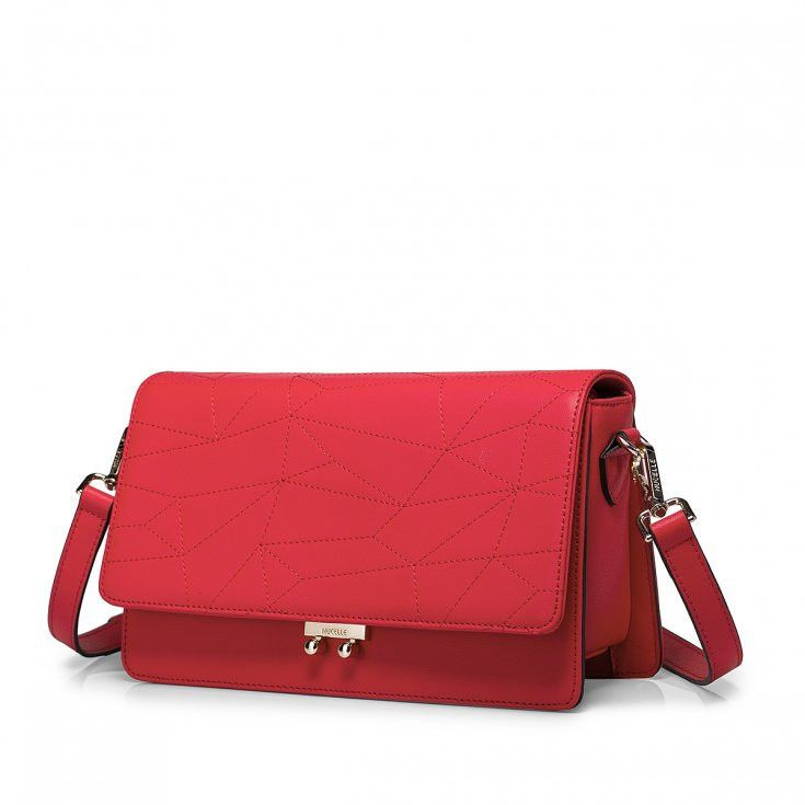 Very Elegant Red Princess Bag