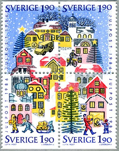 ◇Sweden 1986