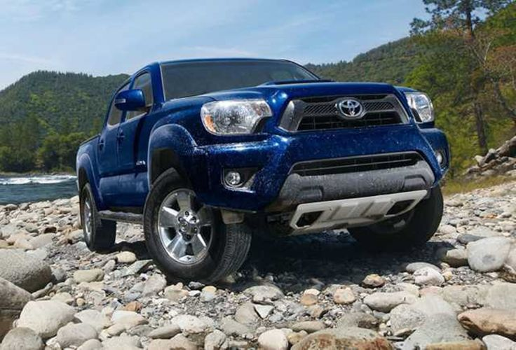 2016 Toyota Tacoma will suffer major redesign