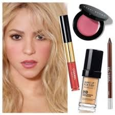 shakira makeup - Google Search