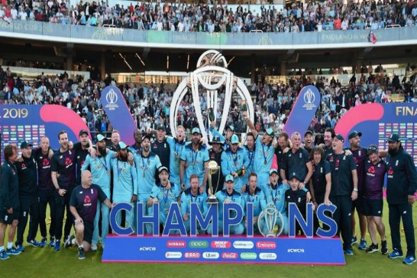 En Vs Nz 12th World Cup Champions England In Super Over Thrill World Cup Champions World Cup World Cup Final