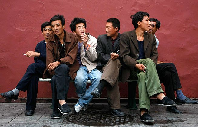 China's Growing Problem Of Too Many Single Men