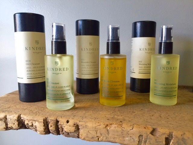 organic oil based skincare