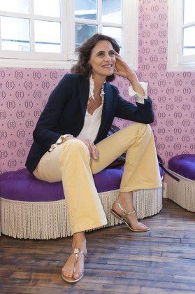 French Girl Style: Inès de la Fressange's Guide to All Things Chic - Ines De La Fressange