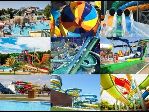 The 12 best Hungarian water parks according to a visitor. Which one is your favourite?