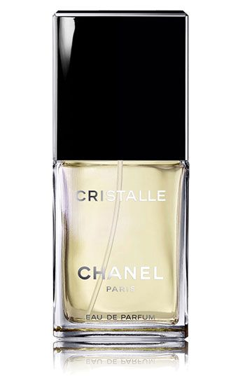 Chanel Cristalle Eau de Parfum Spray. For some reason I tend to wear this when I'm feeling sarcastic.
